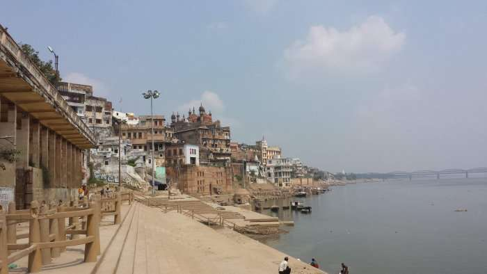 ghat of the five rivers