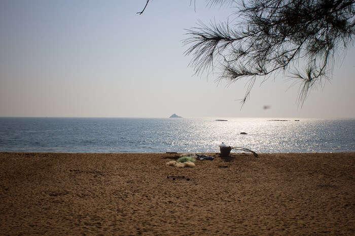 ocean views from polem