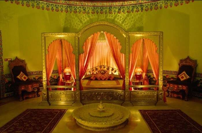luxury suite at shiv niwas