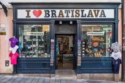 shop in bratislava