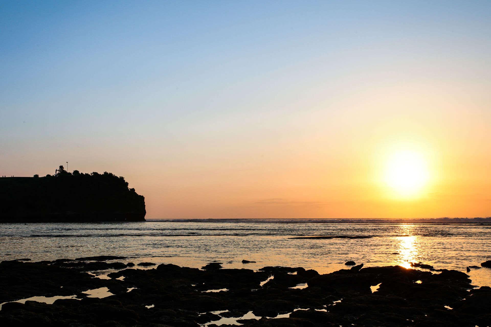 About Balangan Beach In Bali