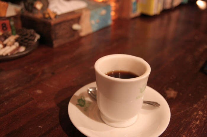 About Coffee Garden