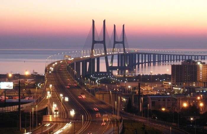 About The Vasco Da Gama Bridge