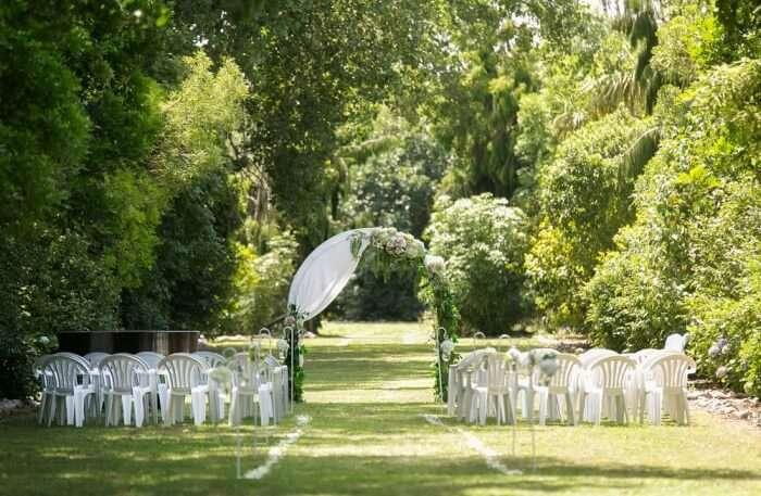 Anam Cara Gardens View