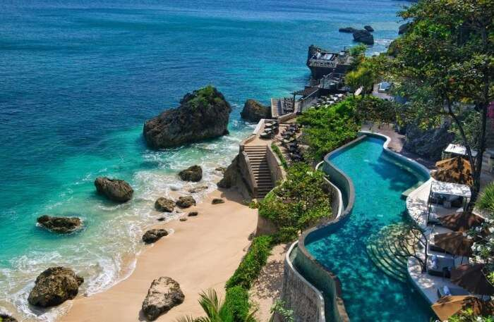 Ayana Resort and Spa View