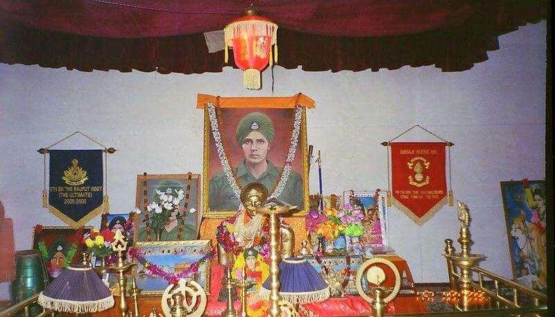 Baba Harbajan Singh Temple
