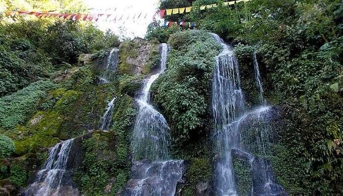 Bakthang-Waterfall