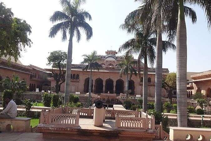 Bharatpur Palace and Museum