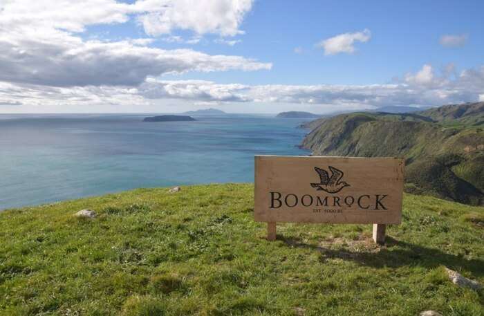 Boomrock in Wellington