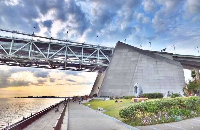 Bridge Exhibition Center View