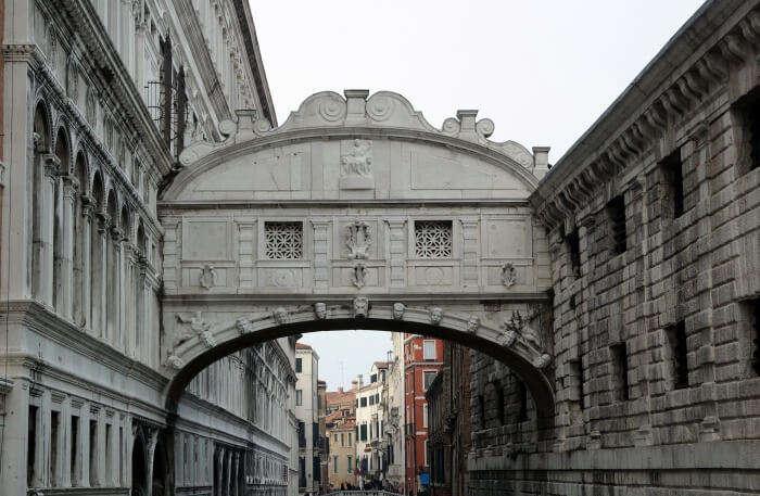Bridge Of Sighs History