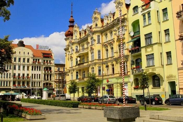famous city in Poland