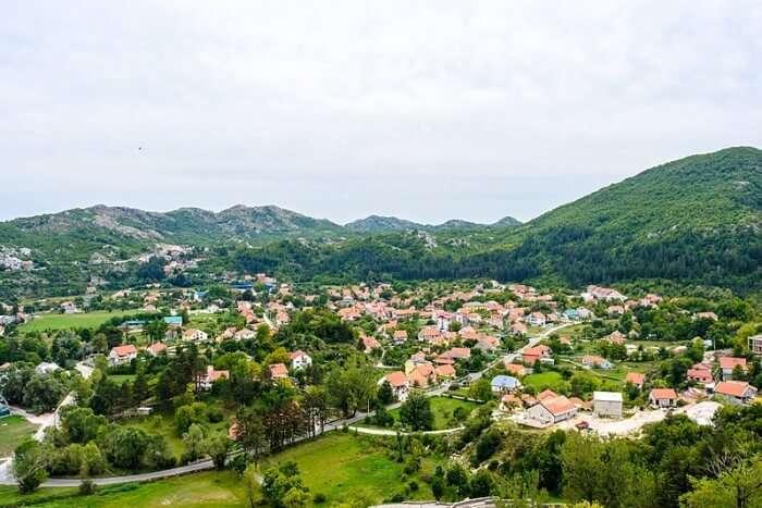 Cetinje Mountains