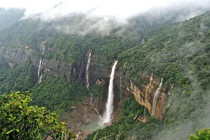 famous waterfalls