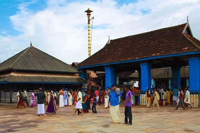 Chottanikkara Bhagavathy Temple