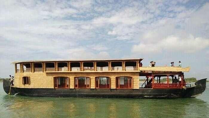 Chunnambar Boat House go boating