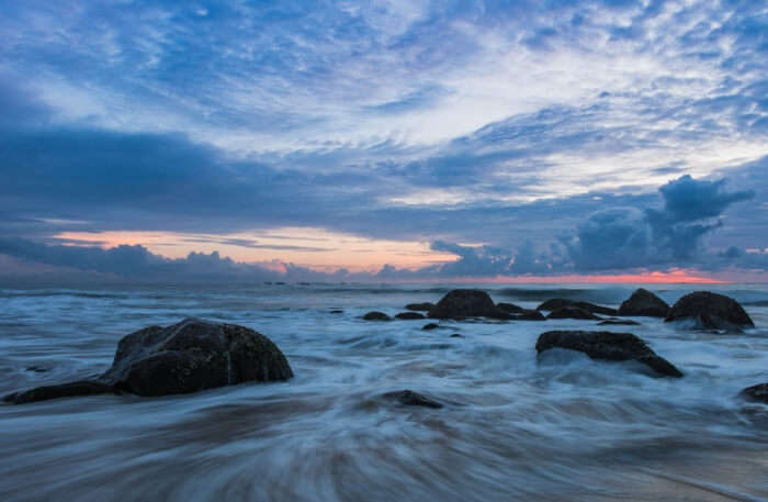 Amazing Covelong Beach