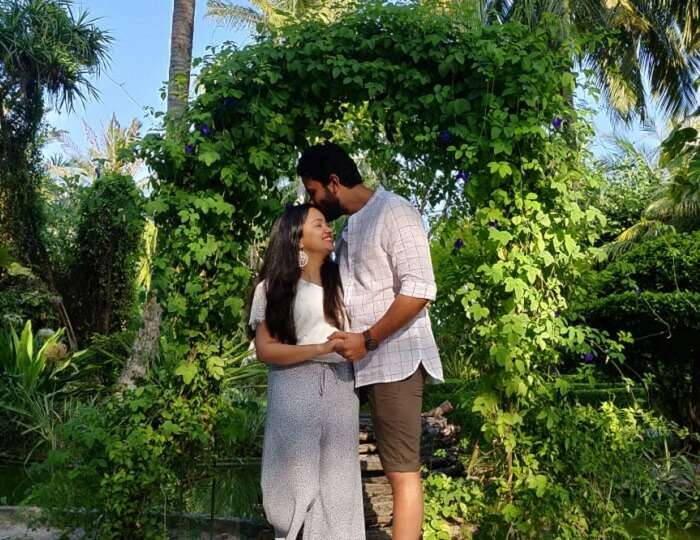 og - samina's honeymoon trip to maldives
