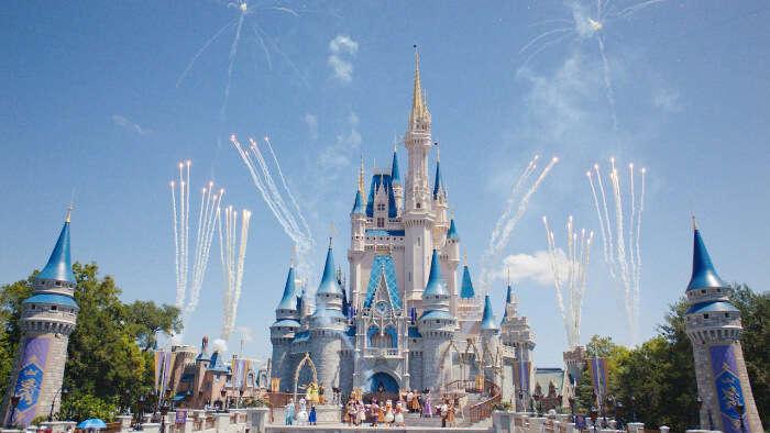 Walt Disney World in USA