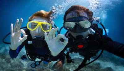 Awesome Scuba Diving In Sri Lanka