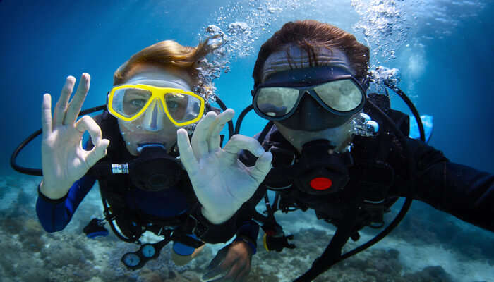Awesome Scuba Diving In Sri Lanka