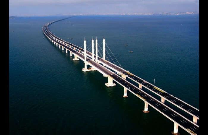 Danyang-Kunshan Grand Bridge Construction