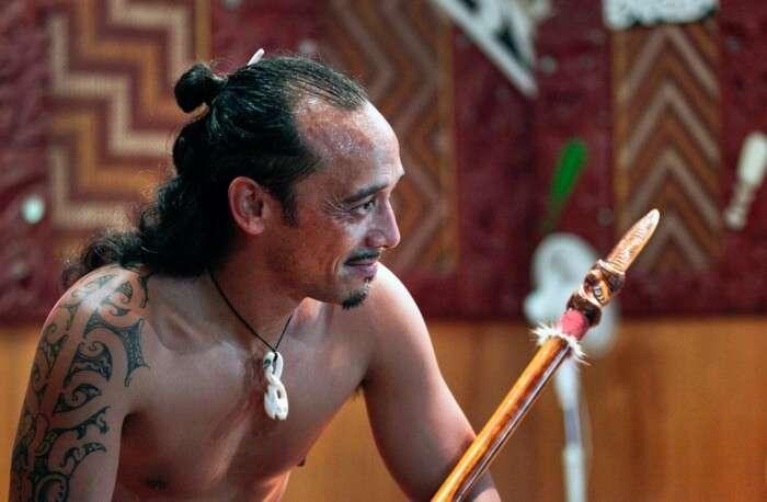Don't Disrespect Maori Culture