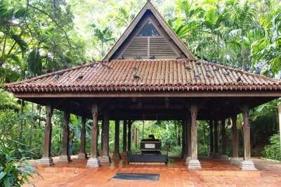 Amazing Fort Canning Park in Singapore