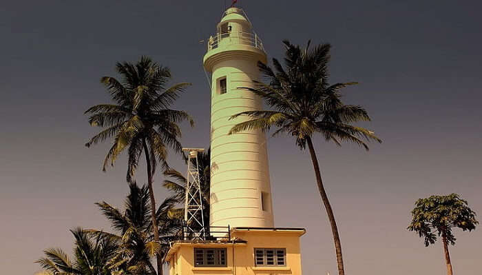 Galle Lighthouse In Galle