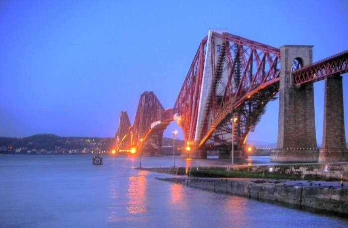 How To Reach Forth Bridge