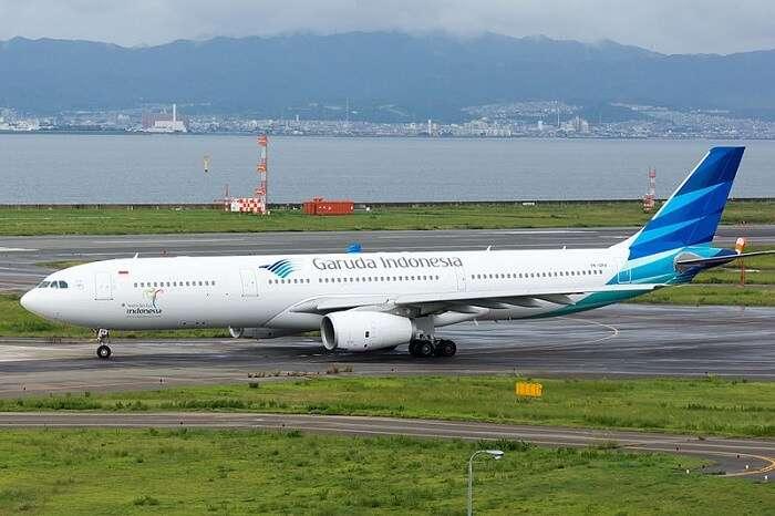 Indonesian flight