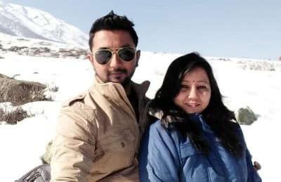 cover - Manoj Srinagar trip