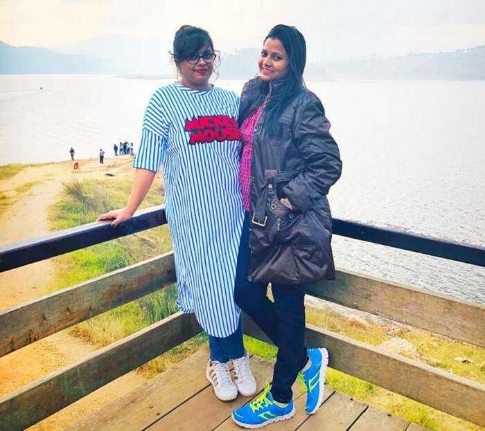 We at Umiami Lake
