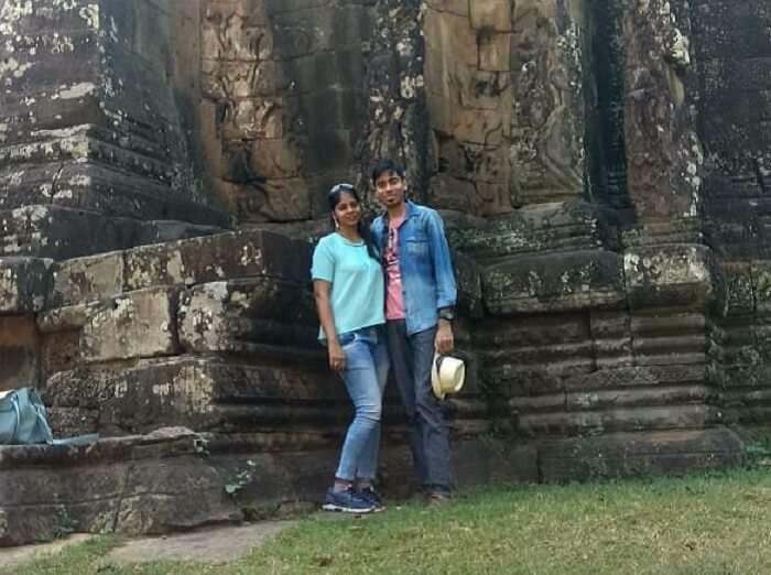 went for Siem Reap tour