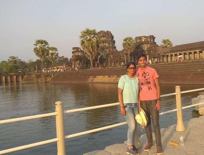mesmerizing temple