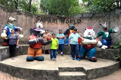cover- Ankur's family trip to thailand