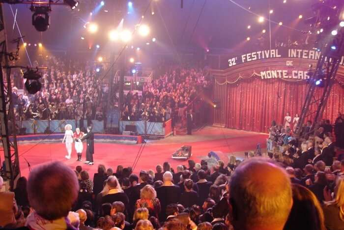 International Circus Festival Of Monte Carlo