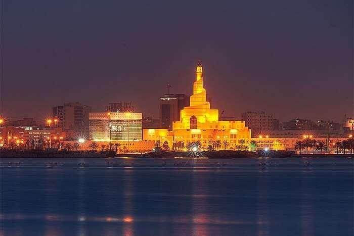 Islamic Cultural Centre (FANAR)