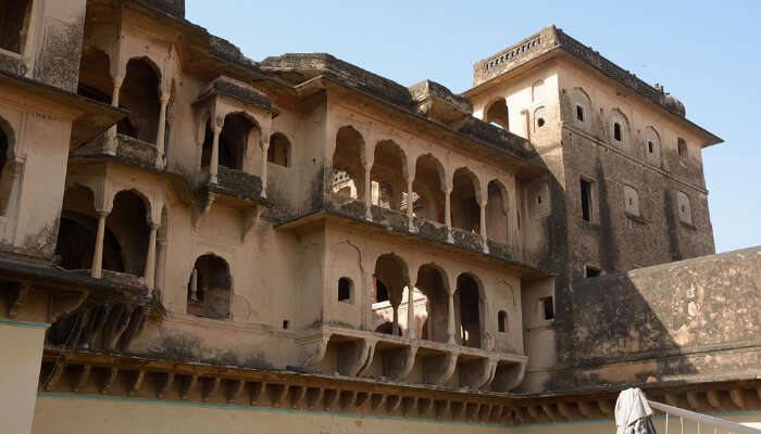 An historical attraction in Rajasthan