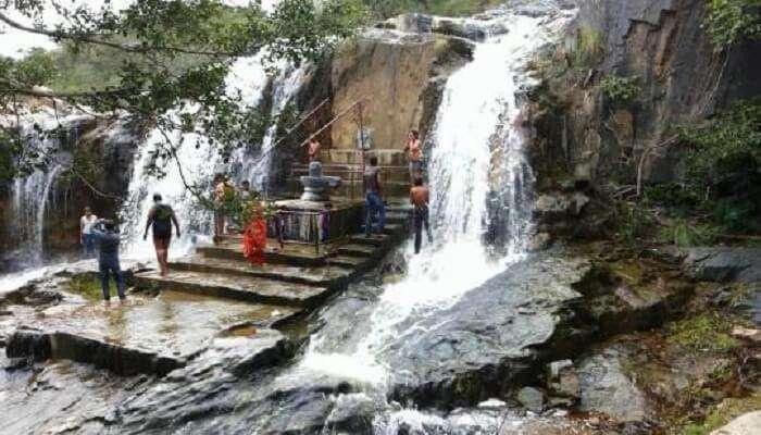 Kaigal Waterfall