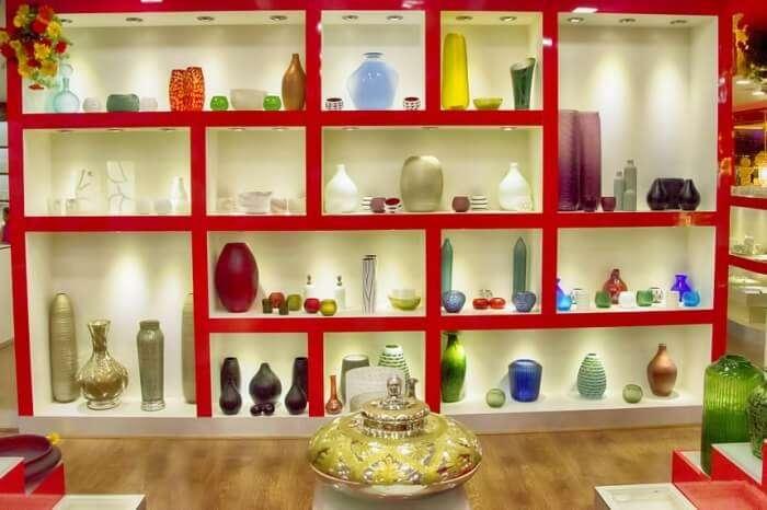 Kamala Home Boutique Showroom
