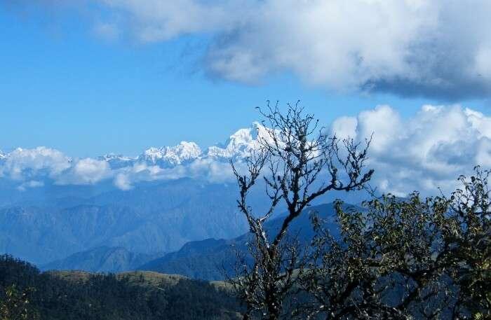 Khangchendzonga National Park View