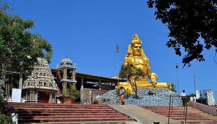 Koneswaram Temple Colombo
