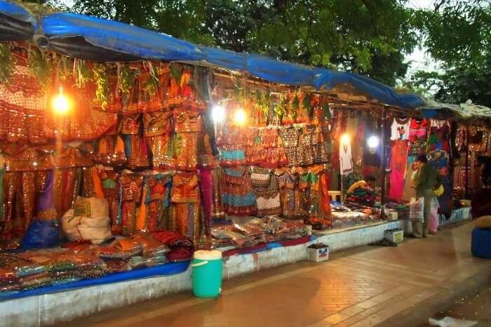 Law Garden Night Market in Ahmedabad