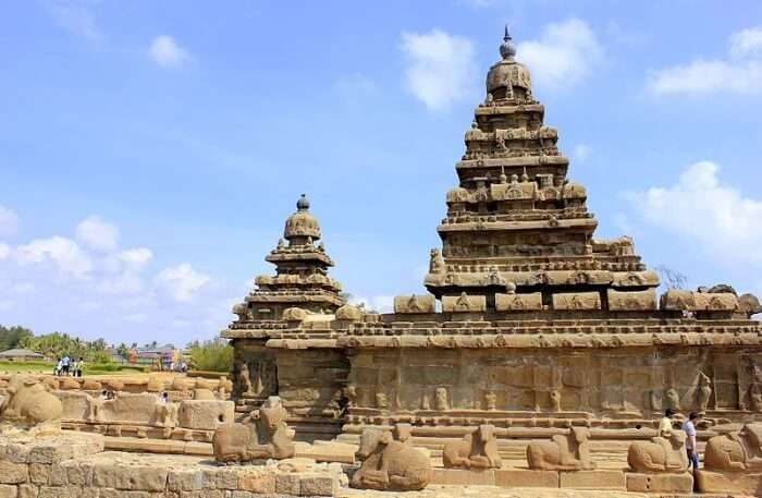Beautiful Place Mahabalipuram