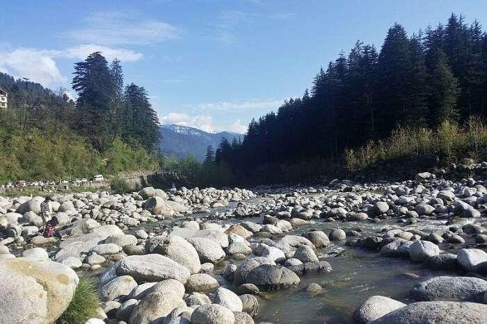Where River Beas Flow Like Music