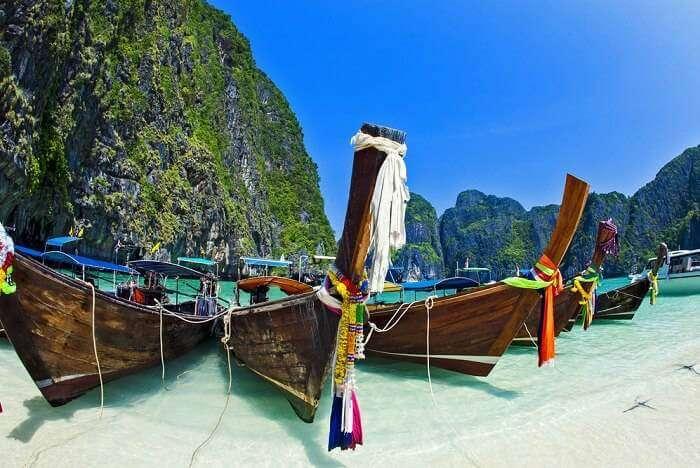 Maya Bay Thailand_18th oct