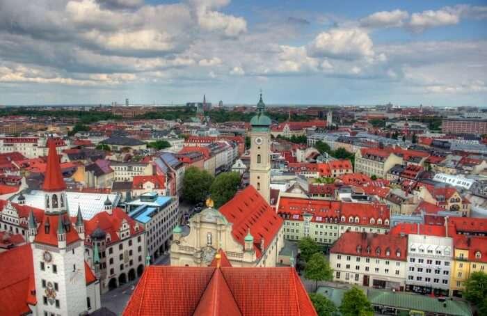 Munich Weather In Summer