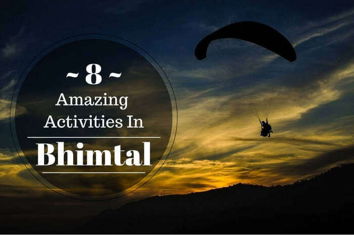 Paragliding In Bhimtal_22nd oct