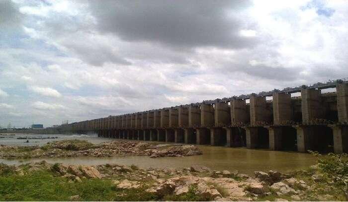 dam in telangana